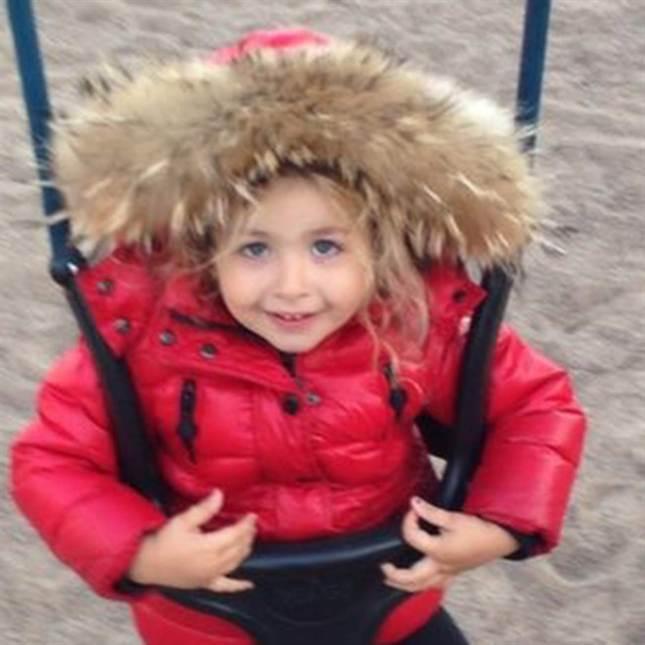 Luna, 4, var en av de som dog i olyckan.