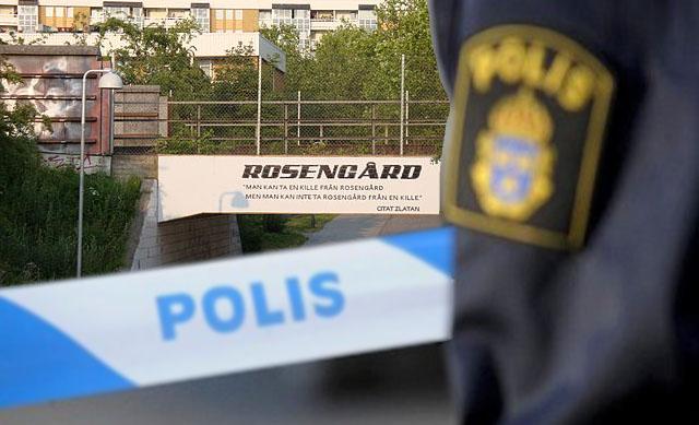Rosengård-Polis