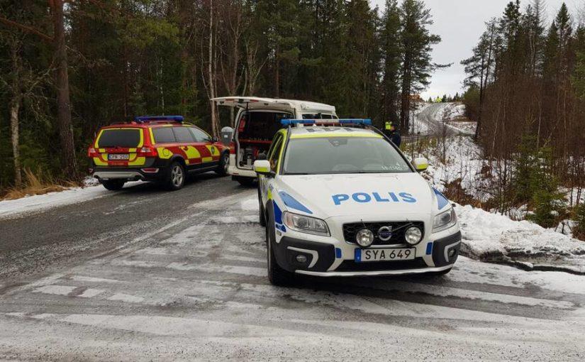 Explosionen i Lugnvik – männen ska ha arbetat med en sprängkista