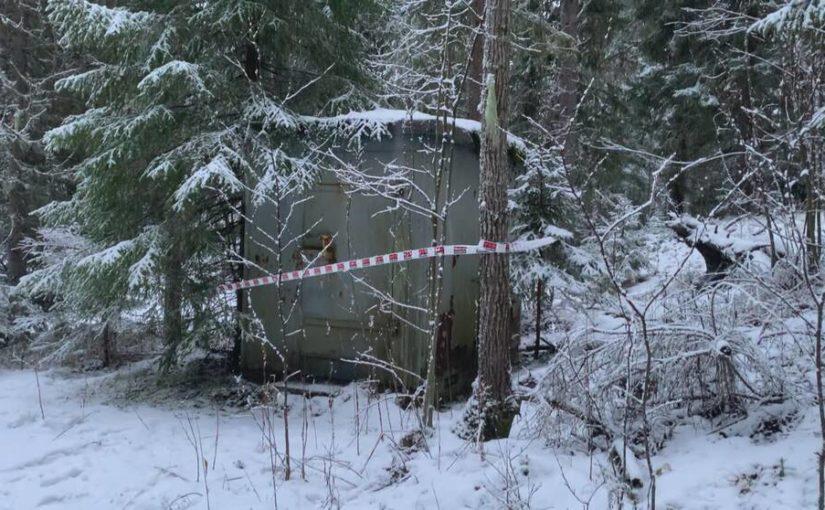 Flera sprängkistor hittade i Berg och Härjedalen
